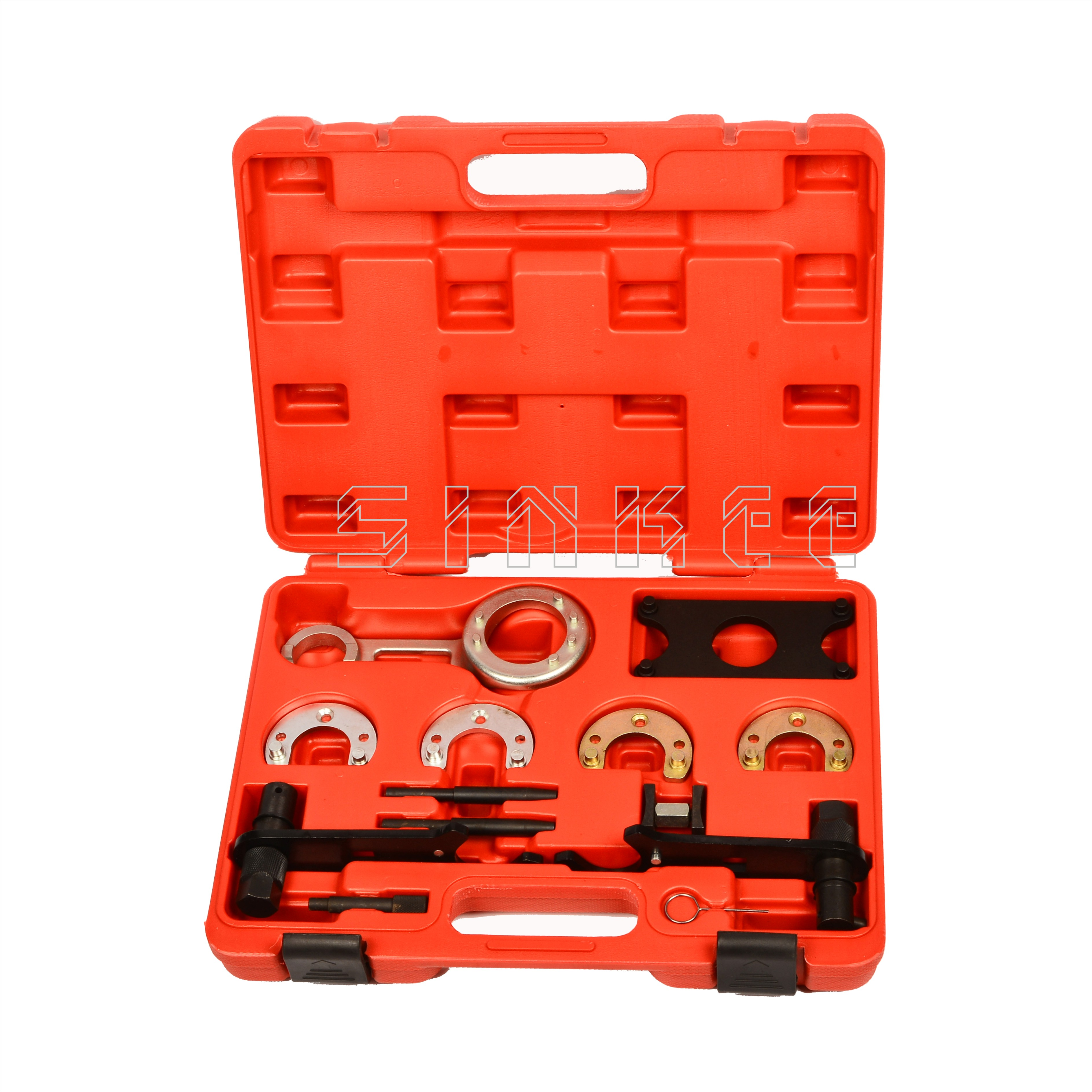 Petrol Engine Timing Tool Kit For Land Rover Freelander Rover Mgzt V6 car petrol engine timing belt drive tool kit for ew engine code citroen peugeot 1 8 2 0 at2161