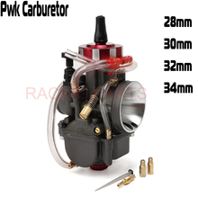 PWK 28 30 32 34mm Carburetor For 4T Engine universal Modify Off Road Scooter UTV ATV Dirt bike Motorcycle