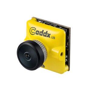 """Image 1 - Caddx Turbo Micro F2 1/3 """"CMOS 2.1mm 1200TVL 16:9/4:3 NTSC/PAL krótki czas oczekiwania kamera FPV z mikrofonem dla RC FPV Racing Drone część"""