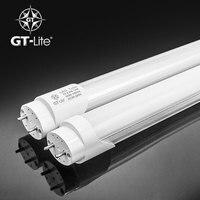GT Lite T8 LED Tube Lighting Magnetic Ballast Remove Starter 2ft 0 6m G13 10W SMD2835