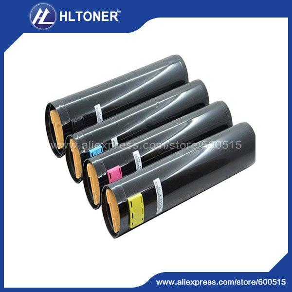 4pcs/set color toner cartridge compatible for Xerox worcentre Pro 40/32/DocuColor 1632/2240/Copycentre C40/32/Creo Spire CXP3535