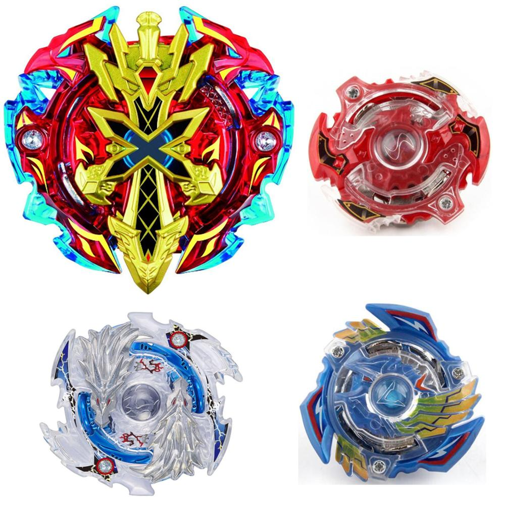 Top Beyblade original Burst with launcher Starter Xeno Excalibur M I Starter Zillion Zeus I W