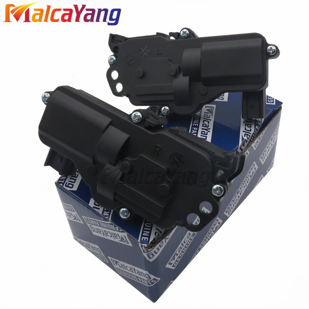 Vehicle switches left right door lock latch actuator 6l2z78218a43aa 6l2z78218a42 for ford explorer f150 truck