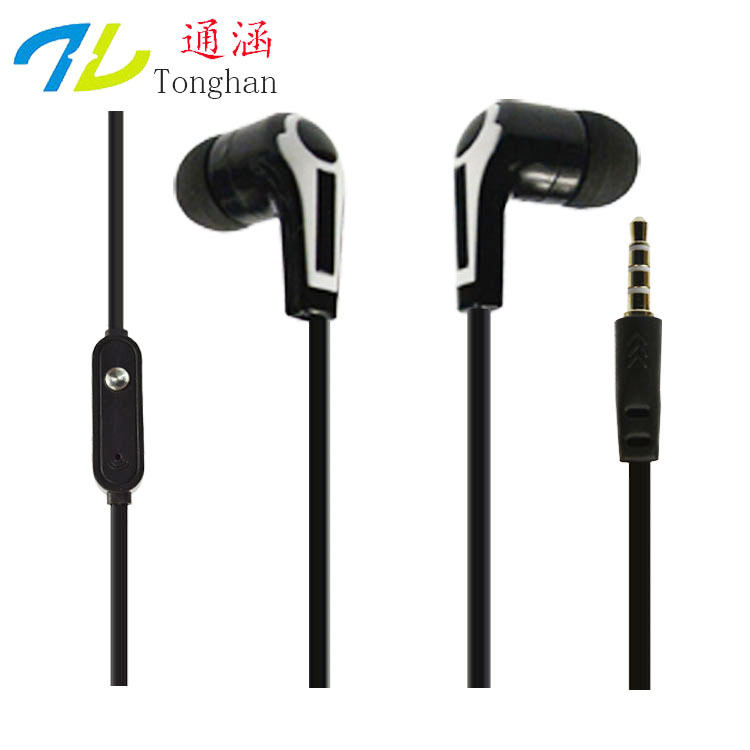 9950 3.5mm Earphones Headsets Stereo Earbuds For mobile phone MP3 MP4 For PC