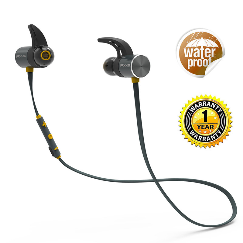 ihens5 U6 <font><b>Bluetooth</b></font> Magnetic Earphone Wireless <font><b>Auriculares</b></font> IPX5 Waterproof <font><b>Bluetooth</b></font> Headphones with Mic for Phones Running <font><b>Gym</b></font>