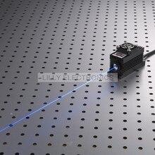50 мВт 473 нм Синий лазерный точечный модуль+ ttl/аналоговый 0-30 кГц+ TEC охлаждение+ 85-265 в