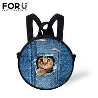 Kawaii Kot Kedi Sırt Çantası Çocuklar Küçük Yuvarlak Anaokulu Ucuz Fiyat Bagpack Çantası Mochila Infantil Mini Okul Çantaları Erkek Sırt Çantaları