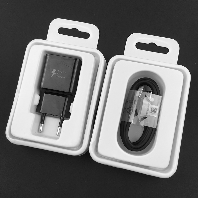 Samsung Fast-Charger Power-Adapter Note S9 Galaxy S10 Original S10-Plus 9V/1.67A