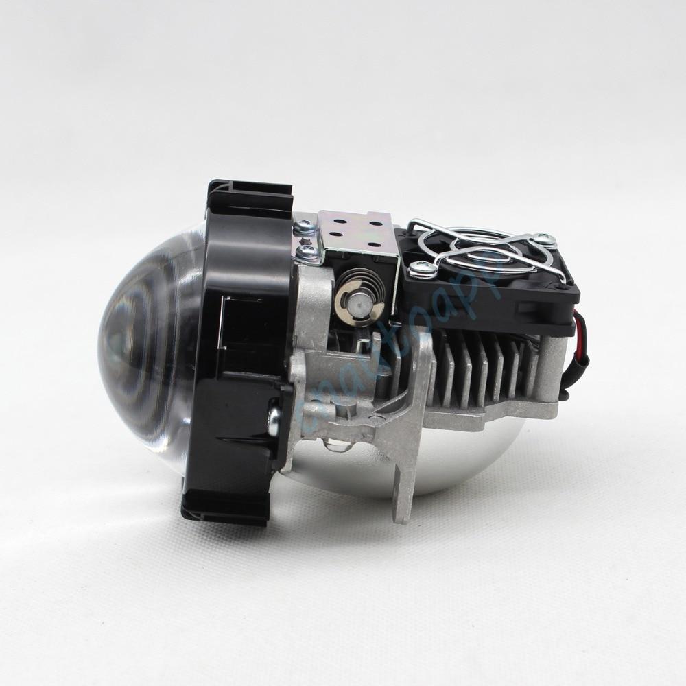 Avtomobil LED fənərləri Avtomatik obyektiv fənər 90W Hi / Lo - Avtomobil işıqları - Fotoqrafiya 5