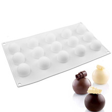 Silicone Molds Cake Decorating Tools Ball Shaped Mini Truffles Mold for kitchen Ice Chocolate Mould Baking Truffle Dessert