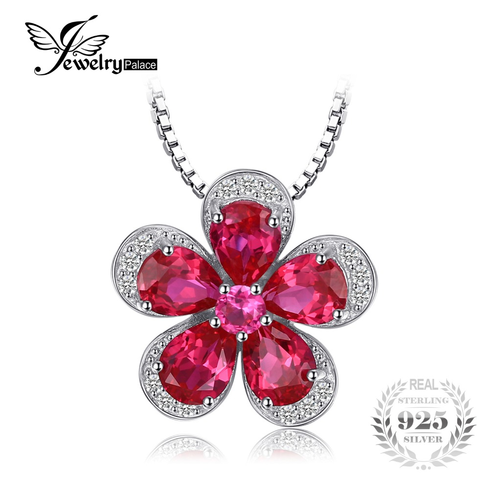 boutique jewelry sparkle pendant ruby yaf