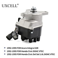 UXCELL TD 44U TD 68U Car Ignition Distributor For Acura Integra GSR 92 1995 For Honda Civic Del Sol 1.6L DOHC VTEC 1992 TO 1995