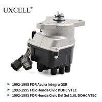 UXCELL TD 44U TD 68U Car Ignition Distributor For Acura Integra GSR 92 1995 For Honda Civic Del Sol 1.6L DOHC VTEC 1992 TO 1995