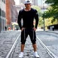 Лето Досуг Эластичный Марка Мужчины Шорты Мужская Мода Фитнес Верхней Одежды Брюки Дома