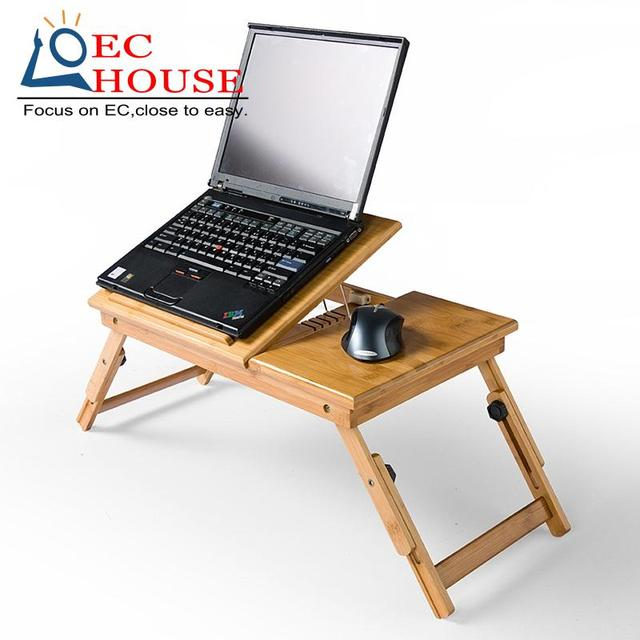The Allstate lazy notebook comter desk bed with lifting learning wood folding table 3051 FREE SHIPPING