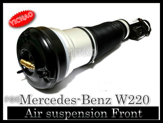 EMS CASE FOR MERCEDES BENZ W220 AIRMATIC AUTO FRONT AIR RIDE SUSPENSION A2203202438