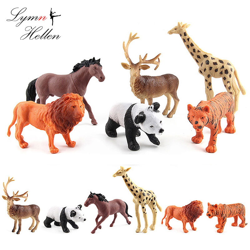 Beautiful Wildlife Panda Animal Figure Animals & Dinosaurs