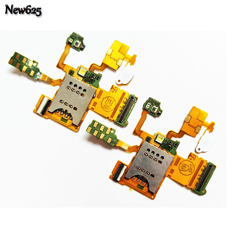 New Sim Cards Adapter For Sony Ericsson Xperia Ray ST18i ST18 SIM Card Reader Holder Connector Slot Flex Ribbon