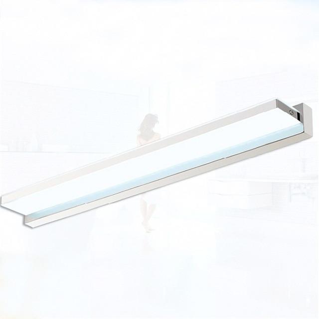 Moderne 100 cm 15 W Angle Droit Style LED Acrylique Appliques