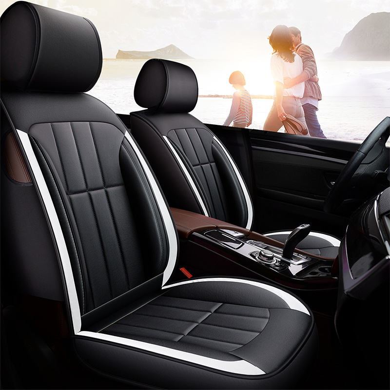 High Quality Leather Car Seat Covers Universal Auto