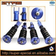 Alta Qualidade Suspensão Kits Coilover para 92-00 Integra Civic 93-97 Primavera Strut Kit Civic Del Sol94-01 coilovers