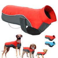 Abrigo de invierno Para Perros a prueba de agua caliente chaqueta Para cachorros Ropa de mascota chaleco Ropa Para Perros pequeños medianos grandes Ropa Para Perros