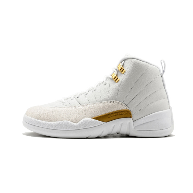 53d2a730cb0b8f KFJ AIR US Jordan 12 XII Men Basketball Shoes wool the master University  Blue gym red GS Barons Flu Game Athletic Outdoor Sport