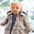 Children girl jacket ,baby bebes kids clothing baby girls coats and jackets winter coat roupas infantis menina