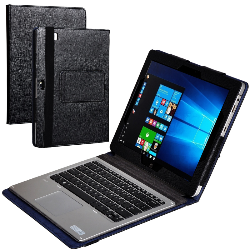Luxury High Quality Litchi Stand PU Leather Protective Fold Folio Cover Funda Capa Case For HP Elite x2 1012 G1 12 Tablet адаптер питания для ноутбука hp adapter usb c to rj45 elitebook 1030 g1 elitebook folio g1 elite tablet x2 1012 g1 pro tablet 608 g1 v7w66aa
