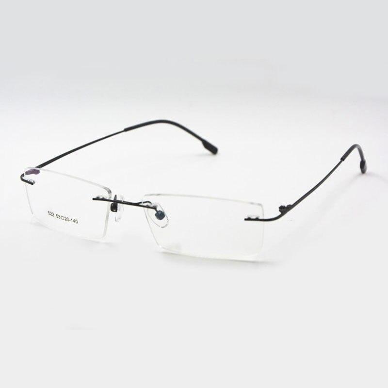 Reven Jate Titanium Memory Gafas sin montura con montura de lentes - Accesorios para la ropa - foto 4