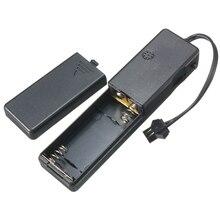 DC 3V звуковая активация голосовой контроллер держатель батареи для Светодиодный EL провода свечение гибкие неоновые очки