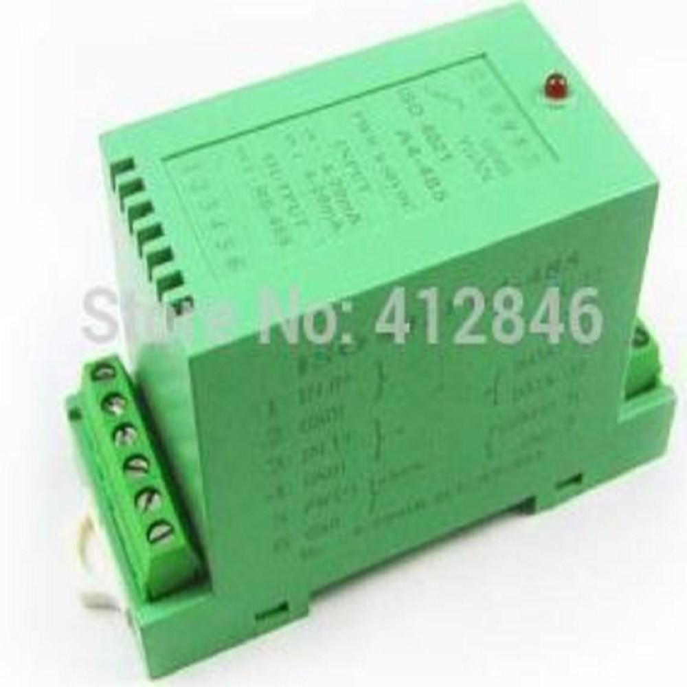 Data Acquisition Module A/D D/A Analog signal input RS485/RS232 Output 2 Channel KYL AD 02 Modbus RTU AD Module