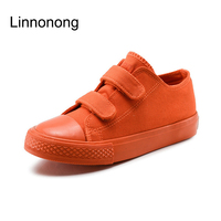Hot Size 25 38 Children Canvas Shoes Kids Sport Running Sneakers For Boys And Girls Candy