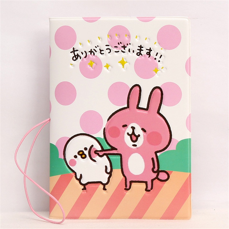 The Japanese Anime Karna Hera Passport Cover 3D PU Leather Passport Holder Credit Card H ...