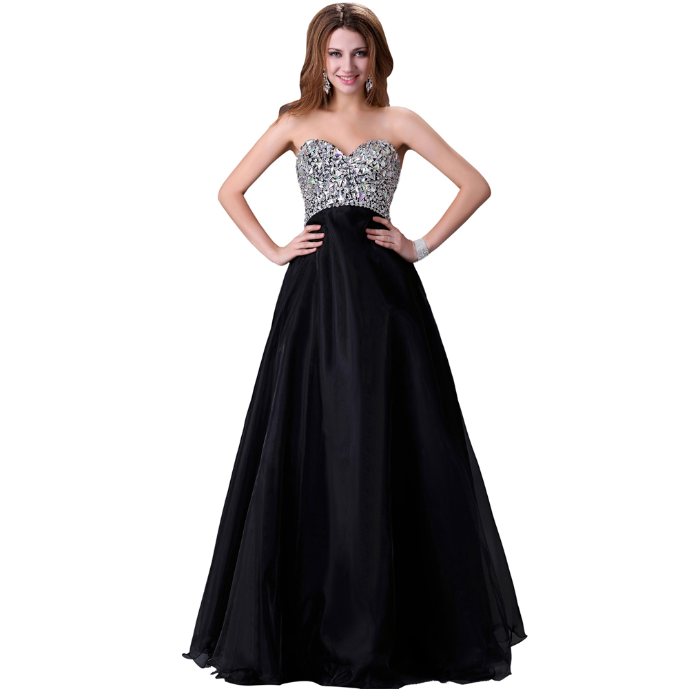 Red And Black Wedding Dresses: Aliexpress.com : Buy Grace Karin Organza Black Pink Blue