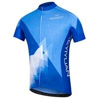 KEYIYUAN jazda na rowerze odzież sportowa męska odzież sportowa lato z krótkim rękawem profesjonalne męska koszulka męska dostarczane bardzo szybko  w holandii w Koszulki rowerowe od Sport i rozrywka na