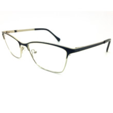ST1534  Ann Defee Optical metal Eyeglasses Frame for Women Glasses Prescription Spectacles Full Rim