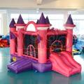 Inflables Residencial Puente Castillo Inflable Castillo Hinchable Con Tobogán Para Los Niños Envío Gratis