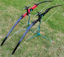 2017 new modelsHigh-quality, sports, entertainment bow shooting training, hunting bow straight Hunting fish bow