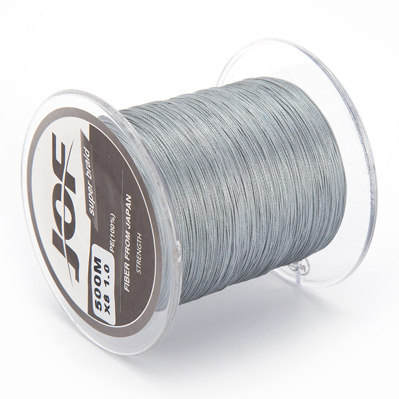 Hot Super 4 Strands Braided Fishing Line 500m PE Fishing Line Multifilament Carp For Sea Fishing Gear