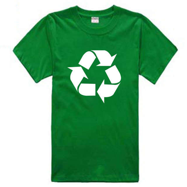 The Universal Recycling Symbol Three Mutually Chasing Arrows Form