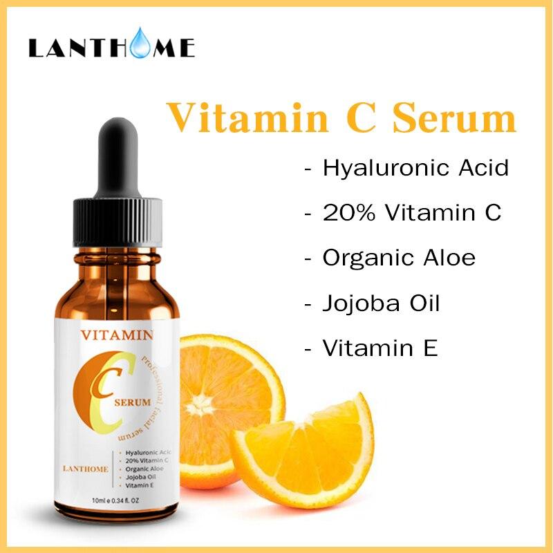 3pc Retinol 2.5 Vitamin C / A Facial Anti Wrinkle Serum Remove Dark Spots Collagen Serum Anti Aging Essence Whitening Face Serum
