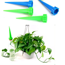 12pcslot Garden Automatic Watering Irrigation Kits Plant Flower Water Control Drip Cone Spike Bottle System