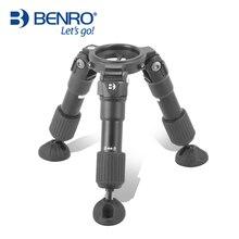 Benro Hi Hat HH75AV Auminium Video Treppiedi Professionale Fotocamera Treppiedi