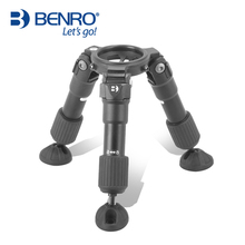 Benro Hi Hat HH75AV Video Tripod Profesyonel Alüminyum Kamera Tripod