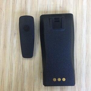 Image 4 - 2X 6AA แบตเตอรี่สำหรับ Motorola DEP450 DP1400 PR400 CP140 CP040 CP200 EP450 CP180 GP3188 ฯลฯ wakie talkie เข็มขัดคลิป