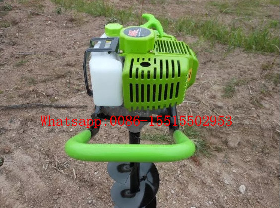 garden auger. Best Sale 49cc Ground Drill Earth Auger Hole Digger Garden Tools Planting Machine Farm Agricultural E