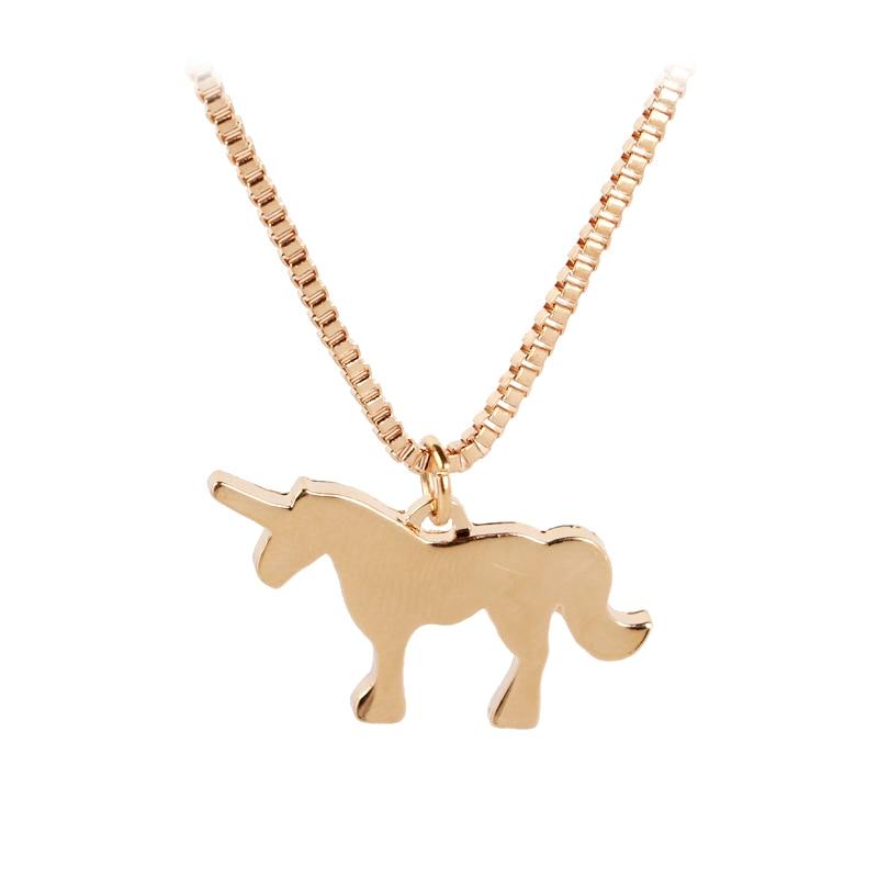 My little pony Necklaces unicorn Animal horse Necklace anime