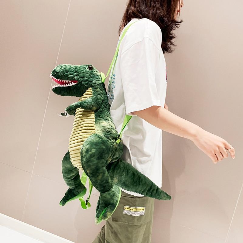 Womens Crossbody Bags Giant Dinosaur Girls Cute Shoulder Bag