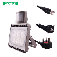 30W 110V 220V CREE Motion Sensor Led Flood Light PIR IP65 Induction Refletor Led Waterproof Outdoor